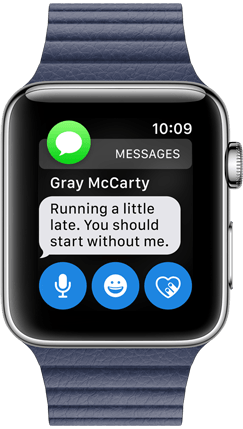 Apple Watch Apps and Notifications Product Image