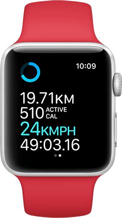 Apple Watch Built-in GPS Product Image