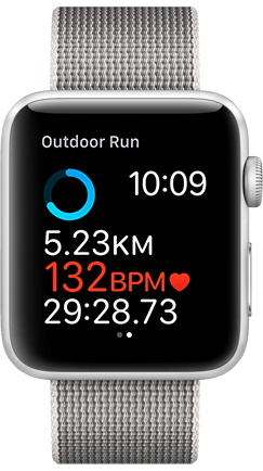 Apple Watch Heart Rate Sensor Product Image