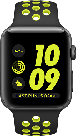 Apple Watch Exclusive Nike Watch Faces Product Image