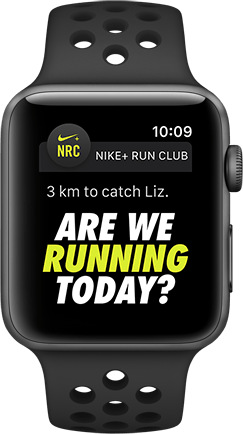 Apple Watch Get Motivated Product Image
