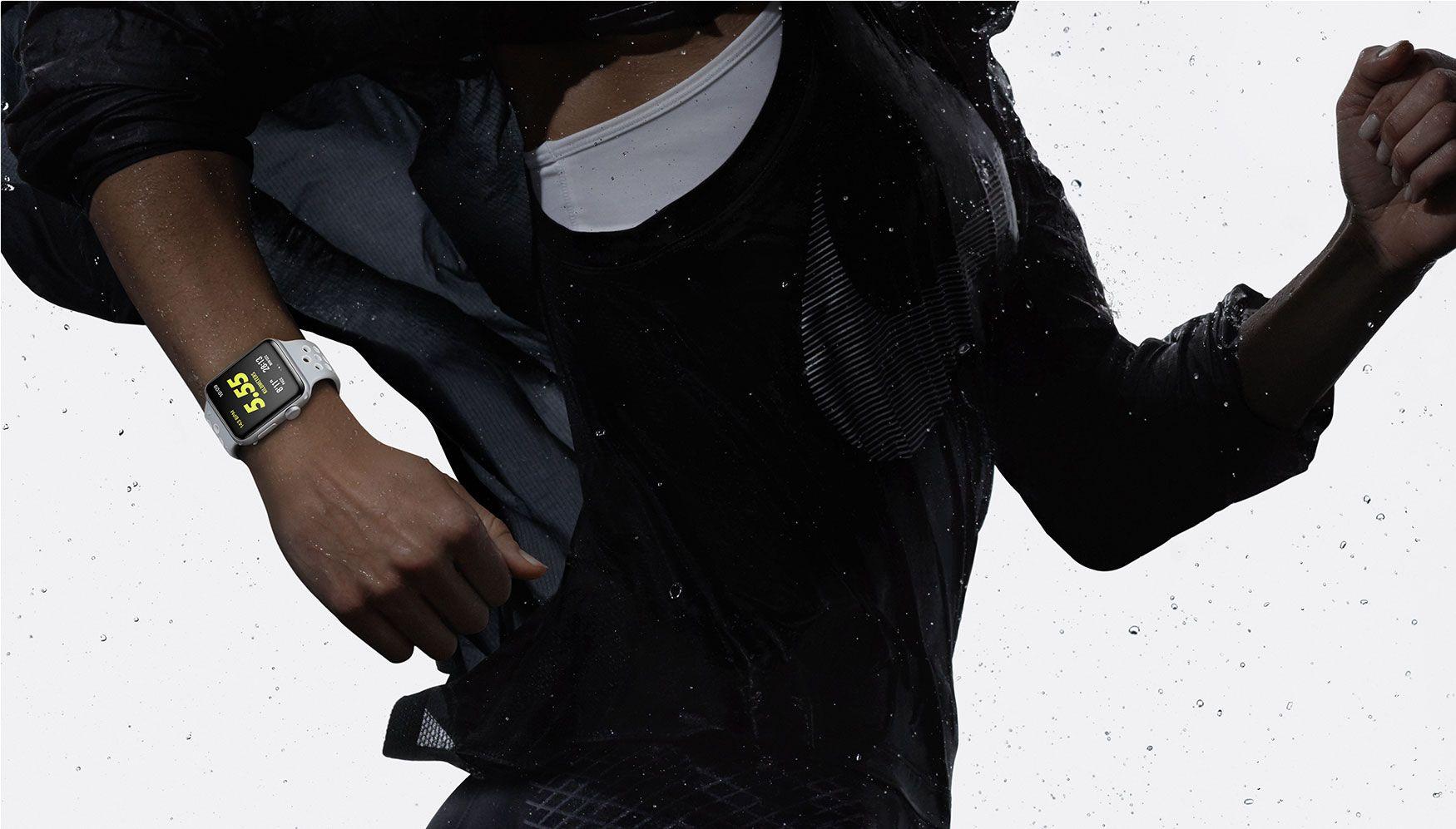 Apple Watch Nike+ Series 2