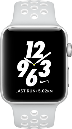 Apple Watch Nike Sport Band Product Image