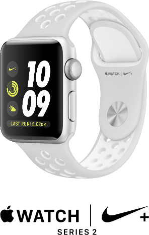 Apple Watch Nike+ Series 2 Product Image