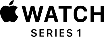 Apple Watch Series 1 logo