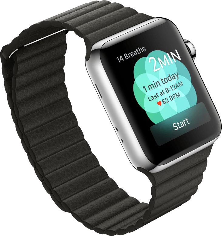 Apple Watch Series 3 Breathe App Feature Image