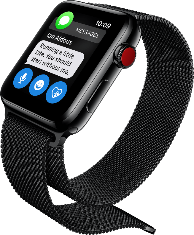 Apple Watch Series 3 Cellular All Day Assistant Feature Image