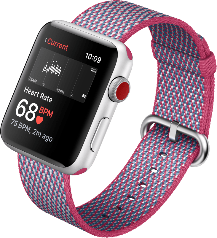 Apple Watch Series 3 Heart Rate App Feature Image