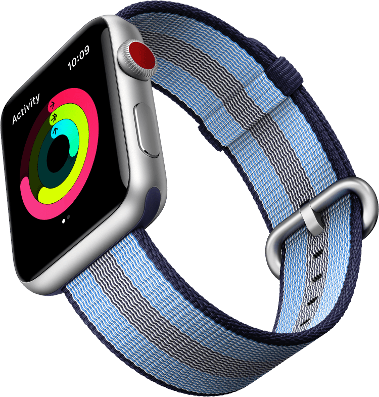 Apple Watch Series 3 Move Exercise Stand Feature Image