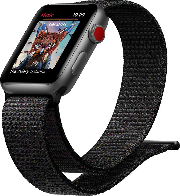 Apple Watch Series 3 Music Feature Image