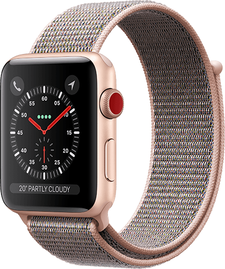 Apple Watch Series Series 3 Cellular GPS Product Image
