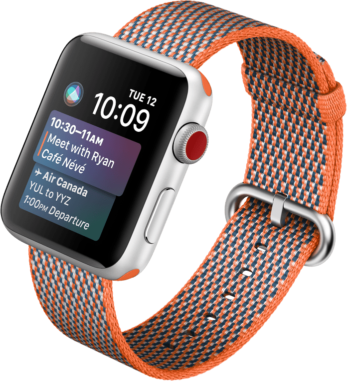 Apple Watch Series 3 Siri Feature Image