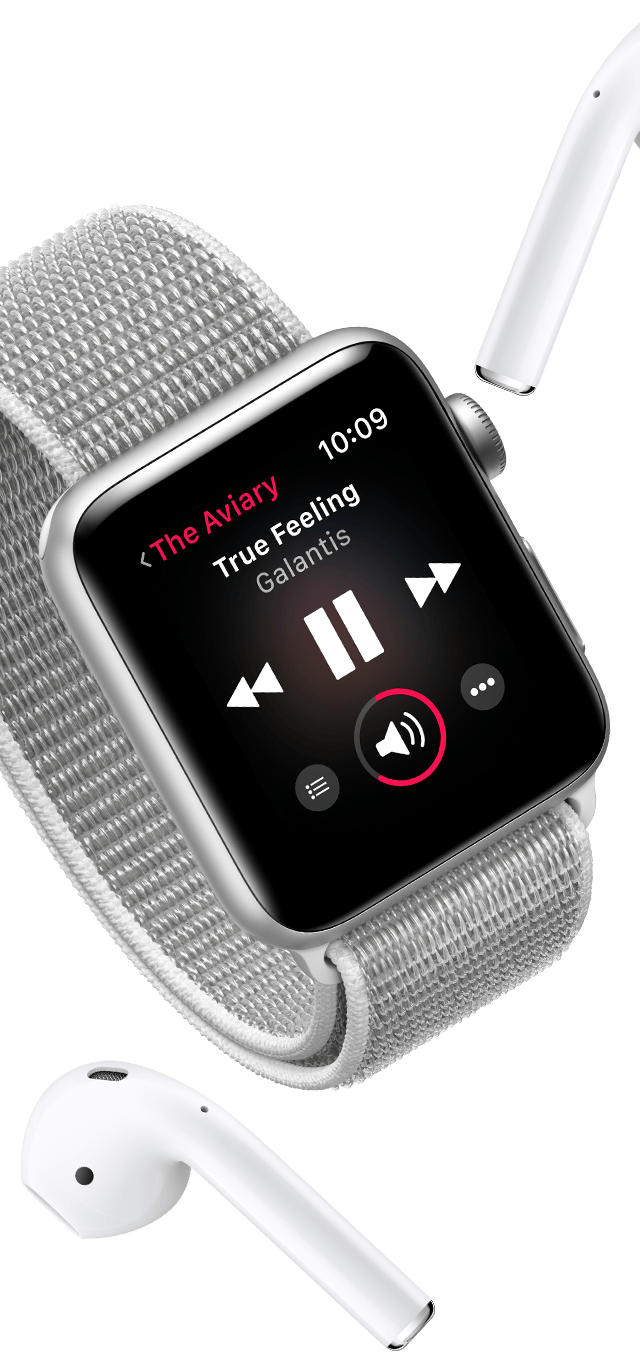 Apple Watch Series 3 Streaming Music Feature Image