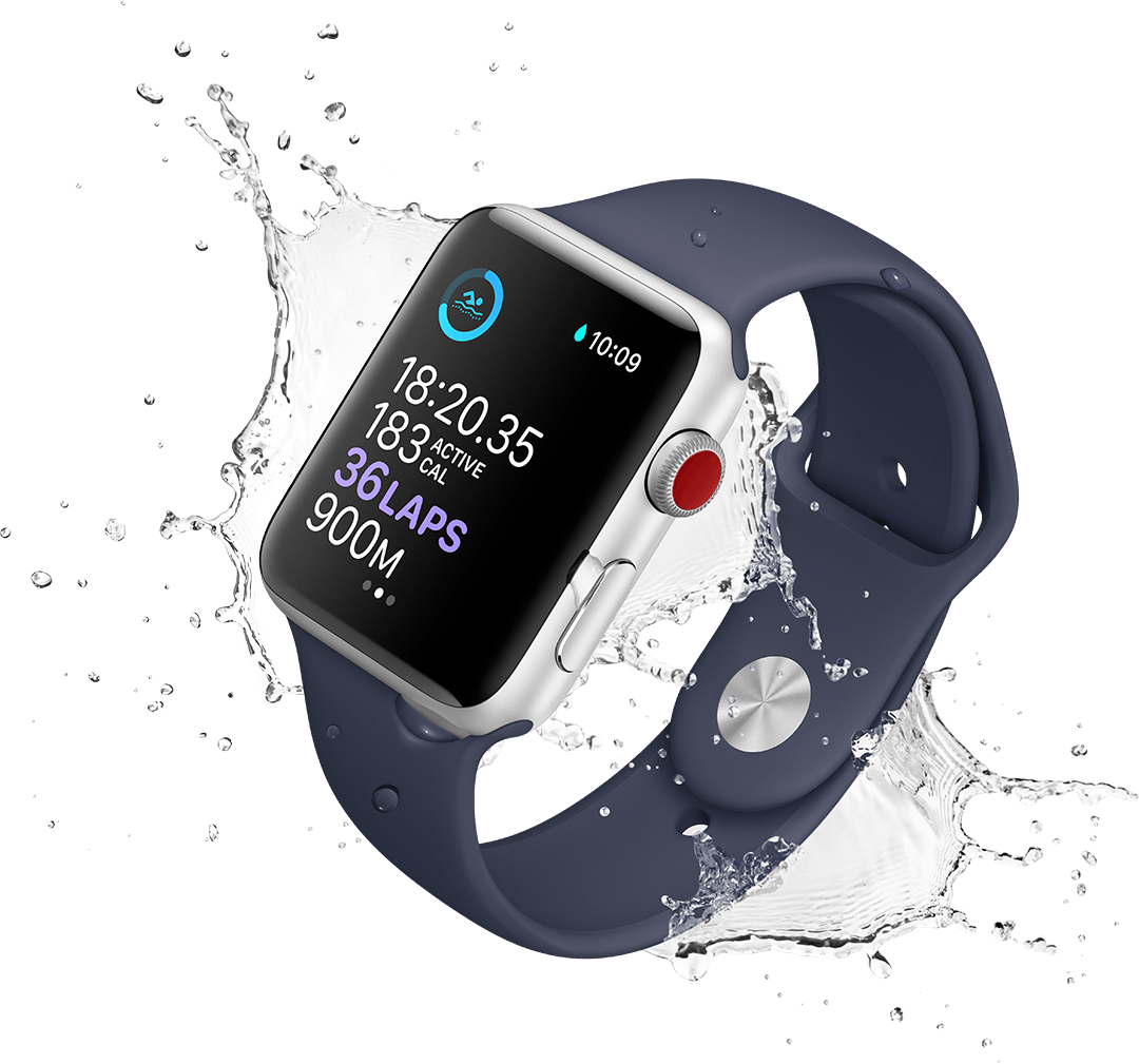Apple Watch Series 3 Swimproof Feature Image