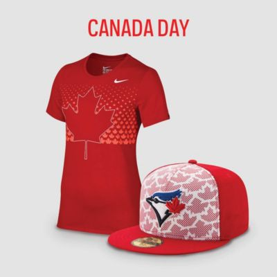 Canada Day Clothing & Accessories