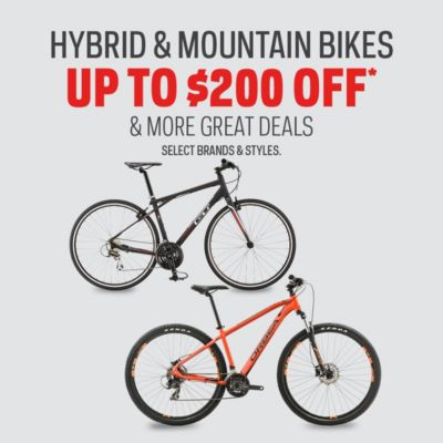 Bike Doorcrashers up to $200 Off