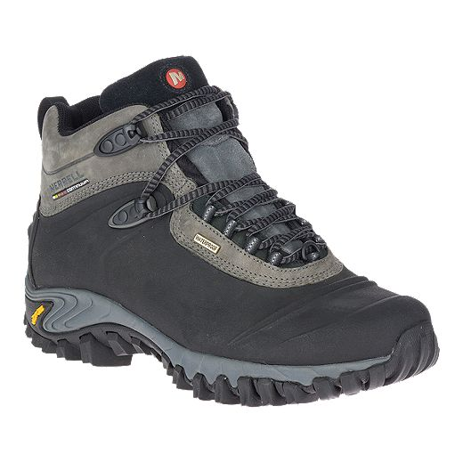 Merrell Women's Thermo 6 Shell Waterproof Winter Boots - Black