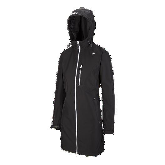 c04a2fda6 Helly Hansen Women's Long Belfast Shell Jacket