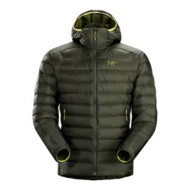 Arc'teryx Men's Cerium LT Down Hooded Jacket - Prior Season