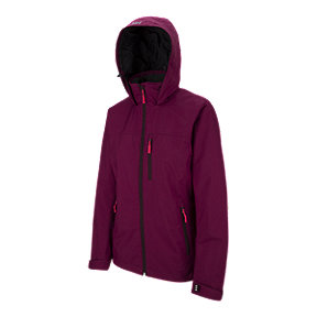 Helly Hansen Women's Halifax Crew Hooded Jacket