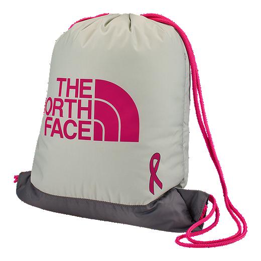 738058933 The North Face Pink Ribbon Sackpack Shoulder Bag
