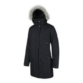 Columbia Women's Icelandite TurboDown Hooded Parka