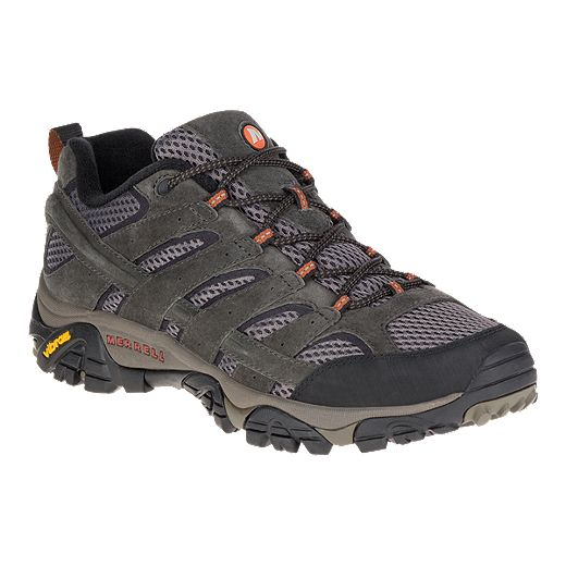 Merrell Men's Moab 2 Vent Wide Hiking Shoes - Beluga