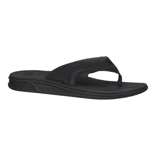 Reef Men's Rover Sandals - All Black