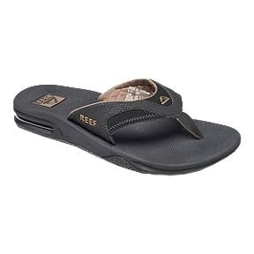 e4e2b6a235a0 Reef Men s Fanning Sandals - Black Brown
