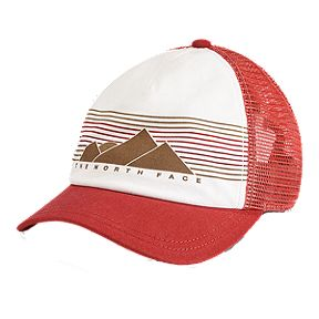 3ed07bc7de060 The North Face Women s Low Pro Trucker Hat - Sunbaked Red