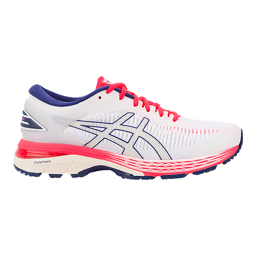 a87b29977d4 ASICS Women s GEL-Kayano 25 Running Shoes - White
