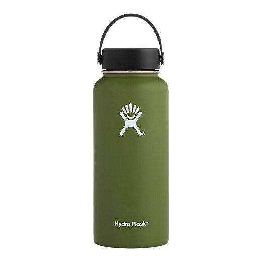 Hydro Flask 32 oz Wide Mouth Bottle - Olive