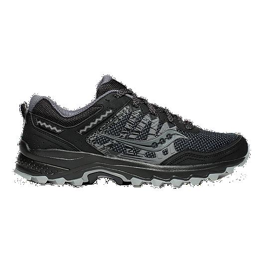 a6fe0d6f Saucony Men's Excursion TR12 Trail Running Shoes - Black