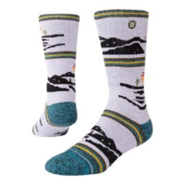 Stance Men's Adventure Outdoor Four Corners Crew Socks