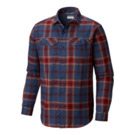 Columbia Men's Silver Ridge Shirt - Dark Mountain