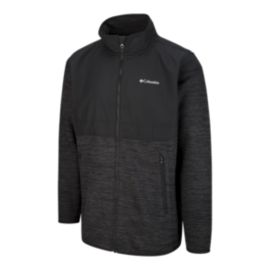 Columbia Men's Birch Wood II Full Zip Jacket - Black