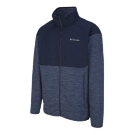 Columbia Men's Birch Woods II Full Zip Jacket - Navy