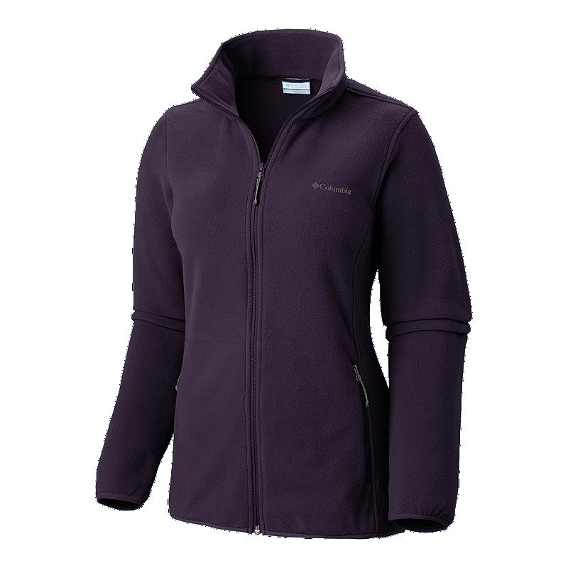 c7b88bf339323 Columbia Women s Fuller Ridge Fleece Jacket - Plum