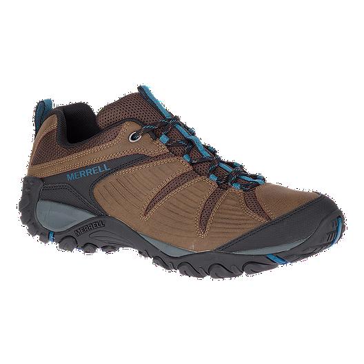 13fa67ecc5 Merrell Men's Kangri Leather Hiking Shoes - Dark Earth
