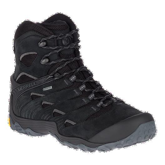 7 Men's Gore Hiking Black Chameleon Tex Boot Tall Merrell Yv67Ifybg
