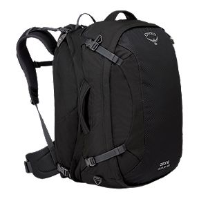Osprey Ozone Duplex 65L Travel Pack - Black aa44b41f17