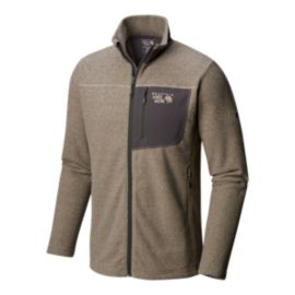 Mountain Hardwear Men's Toasty Twill Jacket - Badlands