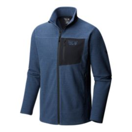 Mountain Hardwear Men's Toasty Twill Jacket - Zinc