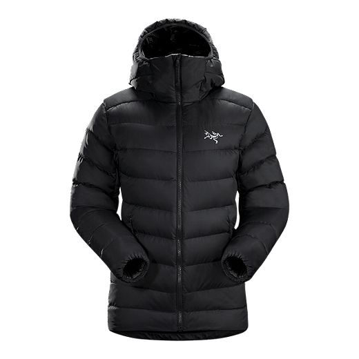 Arc'teryx Women's Thorium AR Hooded Down Jacket - Black