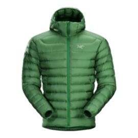 Arc'teryx Men's Cerium LT Hooded Down Jacket - Canyon