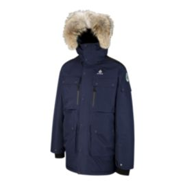 Woods Men's Alverstone Iconic Expedition Down Parka