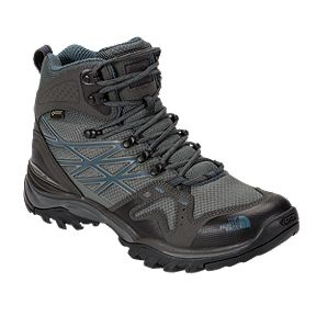 6a581be1c6 The North Face Men s Hedgehog Fastpack Mid GTX Hiking Shoes - Grey Blue