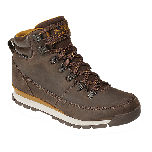 20e0e6840 The North Face Men's Back To Berkeley Leather Boot - Carafe Brown