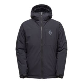 Black Diamond Men's Pursuit Insulated Hooded Jacket