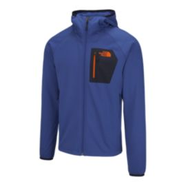 The North Face Men's Borod Full Zip Hoodie - Turkish Sea